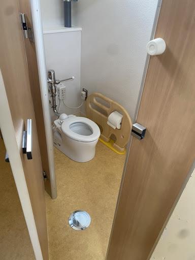 子ども用のトイレ